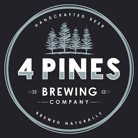 4 Pines Beer Social Media