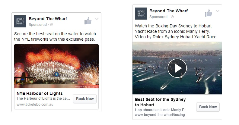 Social Media Marketing Sydney Ferries