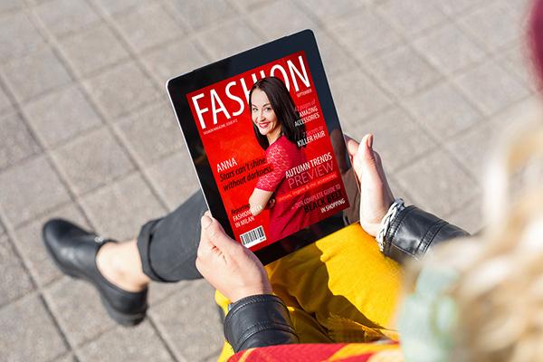 E Magazine App
