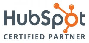 The HubSpot Partner logo