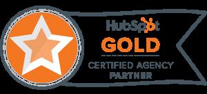 hubspot gold agency partner